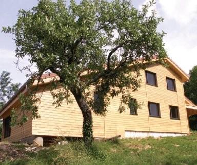 Maison bioclimatique 1