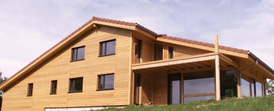Maison bioclimatique 4