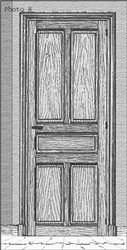 Porte placard