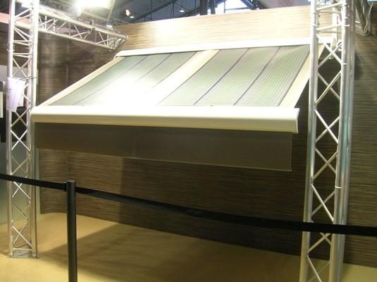 Store photovoltaique
