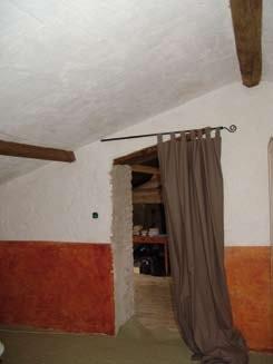 Murs de l'étage
