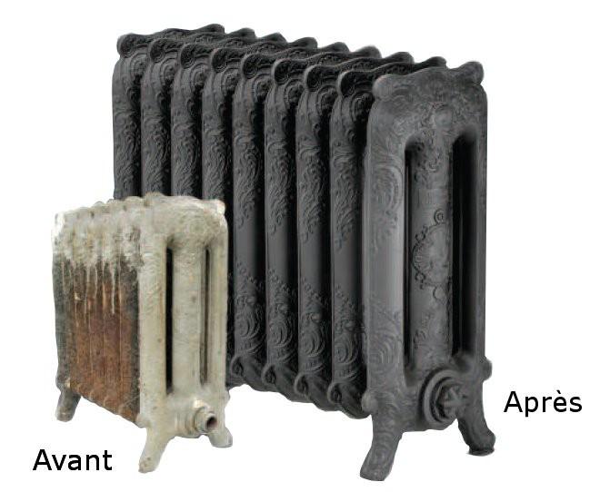 transformer radiateur fonte en electrique id es d coration id es d coration. Black Bedroom Furniture Sets. Home Design Ideas