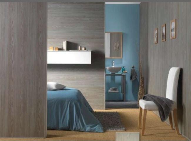 Emejing Chambre Lambris Pvc Ideas - Design Trends 2017 - shopmakers.us