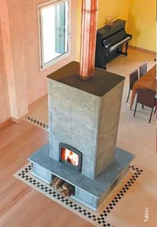 poele a bois a inertie. Black Bedroom Furniture Sets. Home Design Ideas