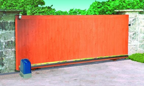 motorisations et automatismes de portail ext rieur id. Black Bedroom Furniture Sets. Home Design Ideas