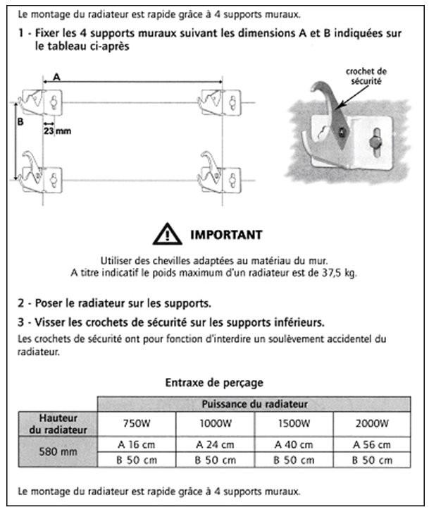 chauffage la solution de l inertie c ramique fiches brico id. Black Bedroom Furniture Sets. Home Design Ideas