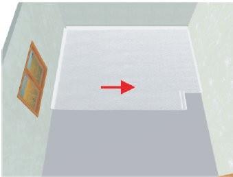 poser du parquet flottant r parer et r nover id. Black Bedroom Furniture Sets. Home Design Ideas