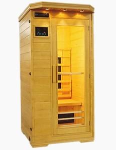 quand le sauna devient accessible equipements confort id. Black Bedroom Furniture Sets. Home Design Ideas