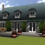 architecte 3d plans de maisons id. Black Bedroom Furniture Sets. Home Design Ideas