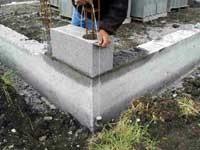 Elevation des blocs