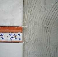 Pose de la fa ence murale dans une cuisine equipements for Poser de la faience murale