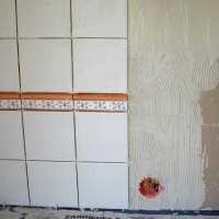 Pose De La Fa Ence Murale Dans Une Cuisine Equipements Confort Id